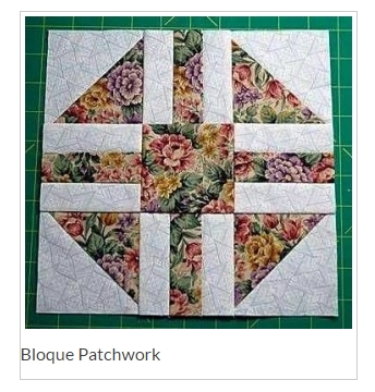Bloque Patchwork